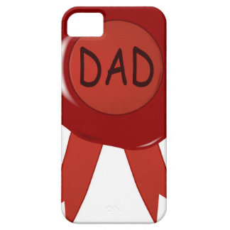 Fathers Day Wax Stamp iPhone 5 Cover