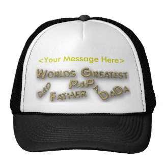 Fathersday Hat