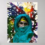 Fatima by Michael Moffa Poster