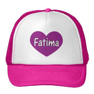 Fatima Mesh Hats