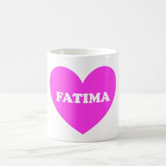 Fatima Mug