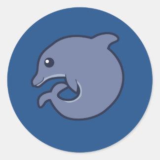 Fatimal Bottlenose Dolphin Sticker