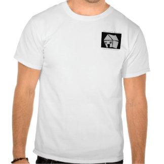 FATT Shack Grey Screwball T Shirt