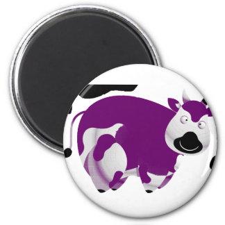 Fatty Big Cow Fridge Magnets
