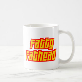 Fatty Fathead Coffee Mug