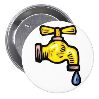 Faucet Button