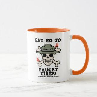 Faucet Fires Mug