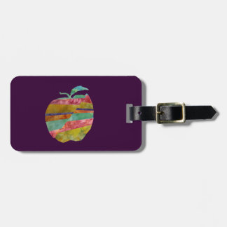 Faultline Apple Luggage Tag