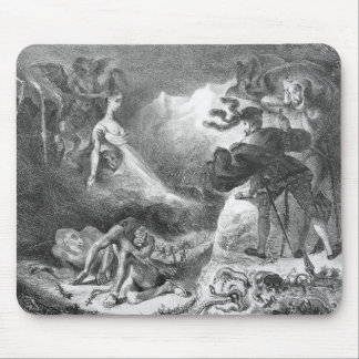 Faust and Mephistopheles at the Witches' Mouse Mat
