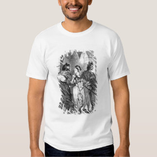 Faust meeting Marguerite Tee Shirts