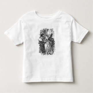 Faust meeting Marguerite Toddler T-Shirt