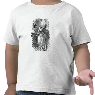 Faust meeting Marguerite T-shirts