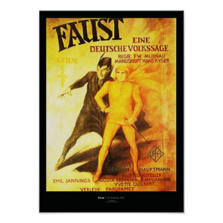 Faust Restored Adaptation Poster