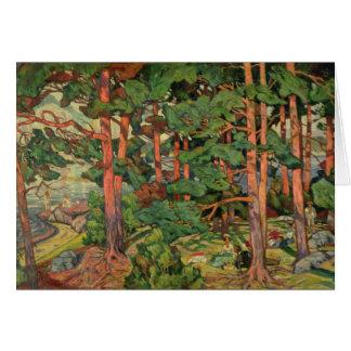 Fauve Landscape, 1910 Card
