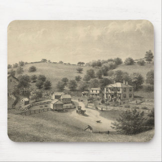 Fauver residence mouse mat