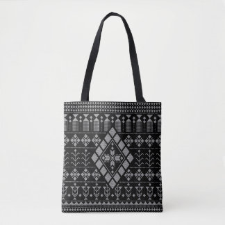 Faux Assuit Belly Dance Tote Bag