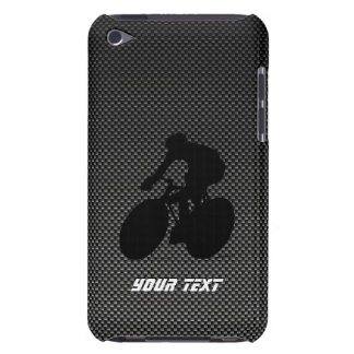 Faux Carbon Fiber Cycling Barely There iPod Cover