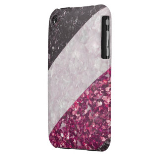 Faux cracked Glass Look I Phone 4 Case iPhone 3 Cases
