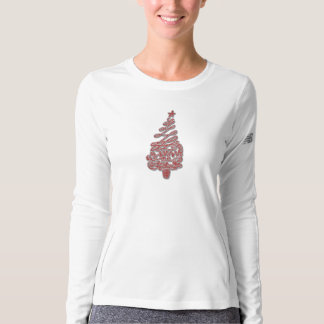 Faux Diamond filled Christmas T-shirt