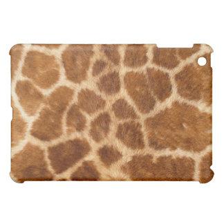 Faux Giraffe Fur iPad Mini Cover