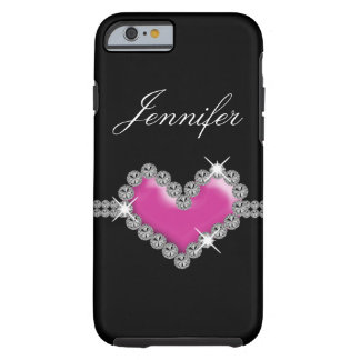 Faux Jewel iPhone 6 case