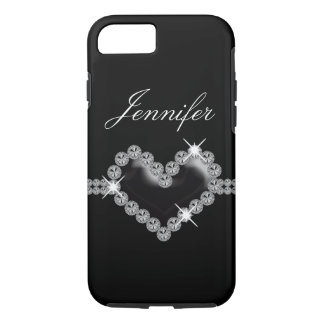 Faux Jewel iPhone 7 case