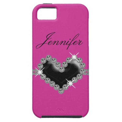 Faux Jewel iPhone Case iPhone 5 Covers
