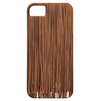 Faux Leather Fringe Iphone 5 Barely There Case iPhone 5 Cover