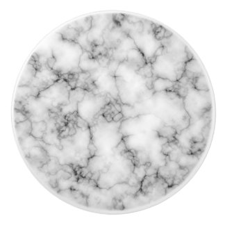 Faux Marble Door or Drawer knob