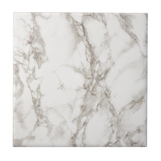(faux) marble - sophisticated trendy beautiful small square tile