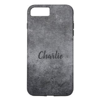 Faux Metal custom name phone cases