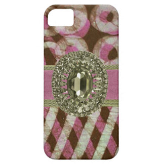 Faux Rhinestone IPhone 5 Barely There Case Case For The iPhone 5