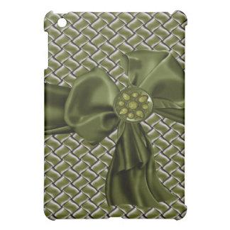 Faux Ribbon Wrapped I pad Case iPad Mini Case