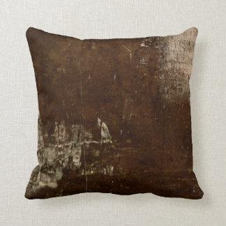 Faux Rustic Cowhide Country - MVB design 1 Cushion