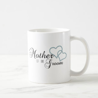Faux Show Wedding Basic White Mug