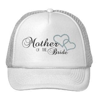 Faux Show Wedding Cap