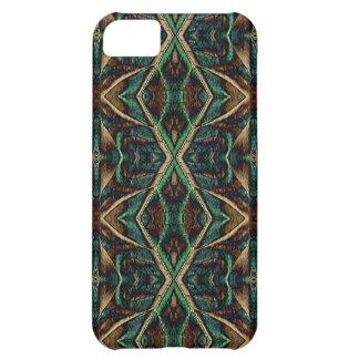 Faux-Snakeskin Pattern iPhone 5C Case