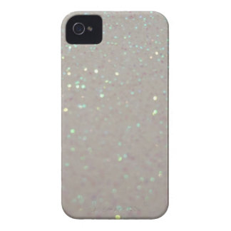 Faux Sparkles & Glitter - blackberry case