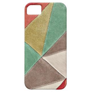 Faux Suede & Leathe patchwork IPhone5 Case Design iPhone 5 Cases