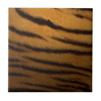 faux tiger print tile