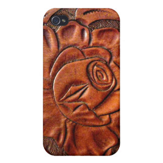 Faux Tooled Leather iPhone 4/4S Speck Case iPhone 4 Covers