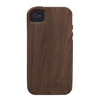 faux Wood Grain iPhone 4 Case
