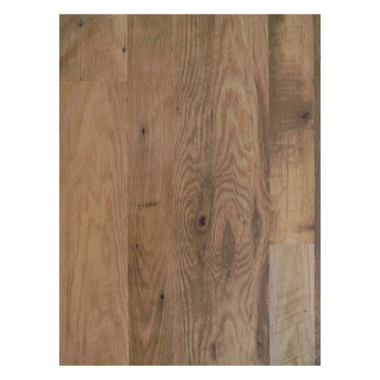 Faux Wood Planks Tablecloth