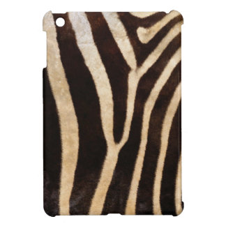 faux zebra print case for the iPad mini