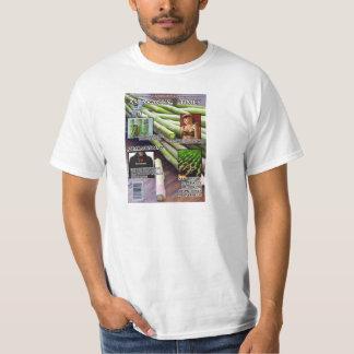 Faux Zines (Asparagus Times) T-Shirt