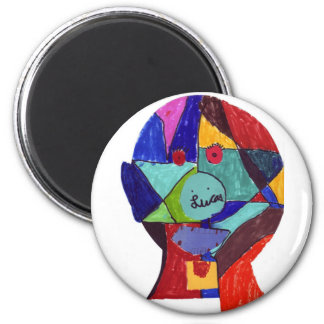 Favero-Lucas H 6 Cm Round Magnet