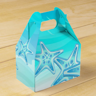 Favor Box Starfish
