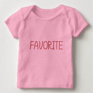 Favorite Baby Lap T-Shirt