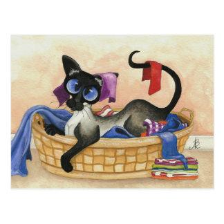 Favorite Blanket Postcard