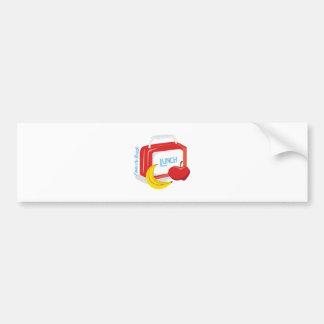 Favorite Break Bumper Sticker